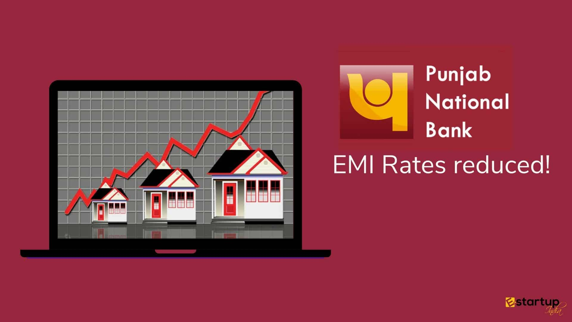 Punjab national bank EMI for loan
