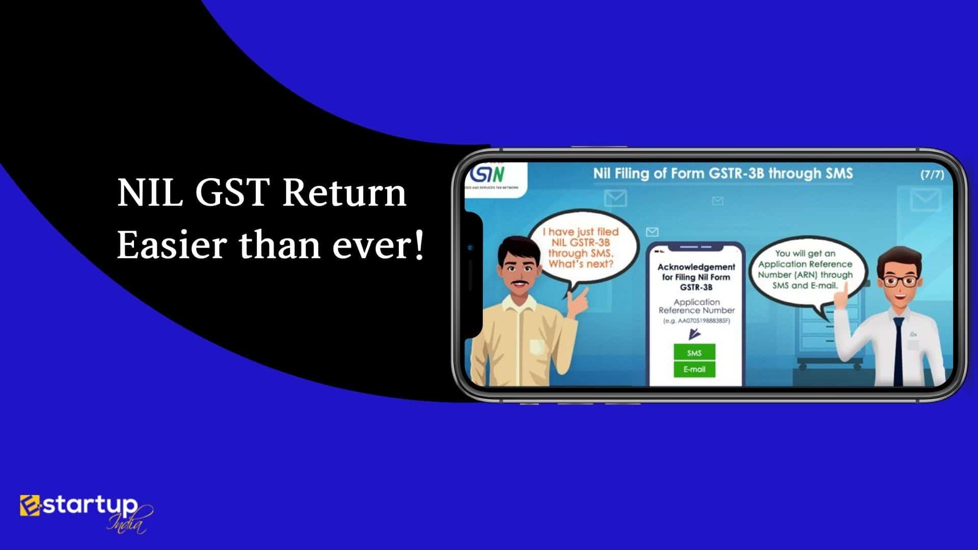 NIL GST Return Filing Easier than Ever