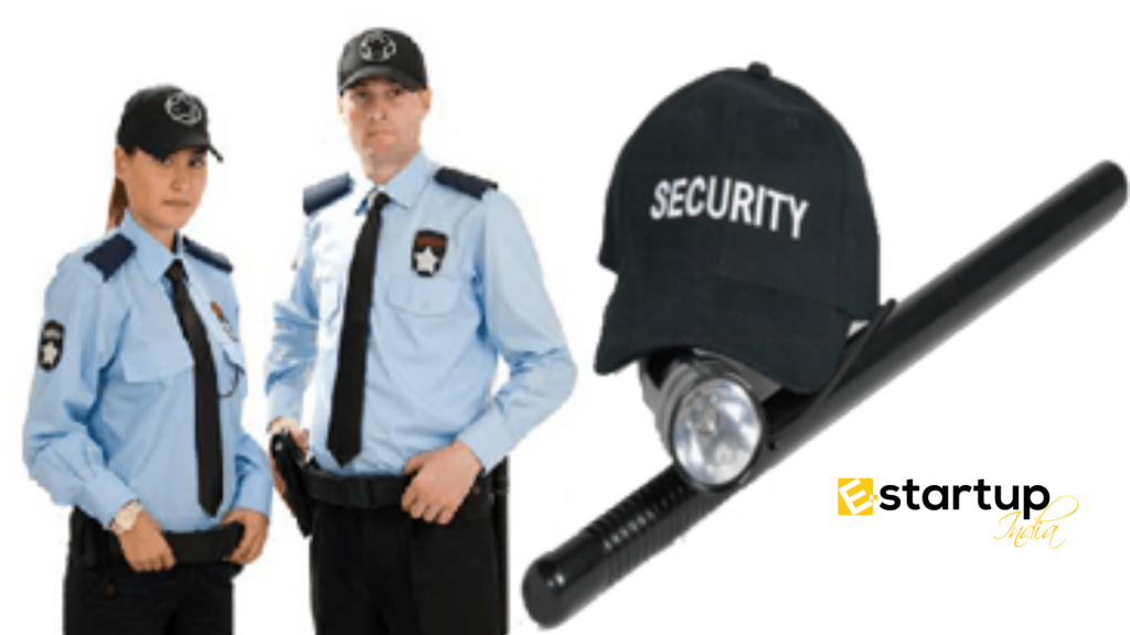 GST on security services