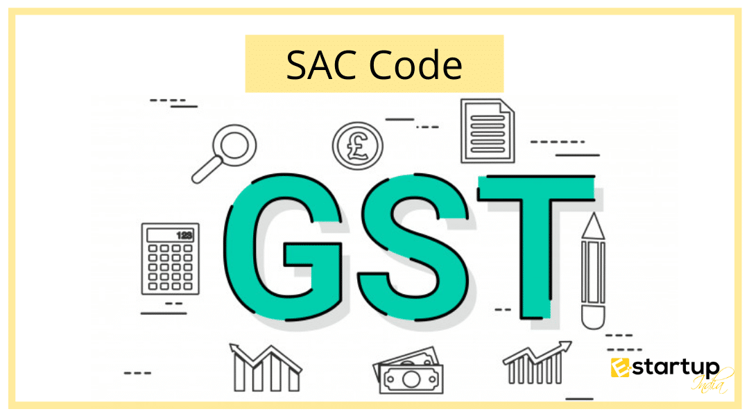 List of SAC Code with Tax Rates